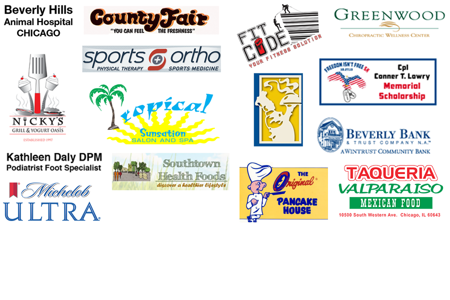 Emerald Isle Mile Sponsors