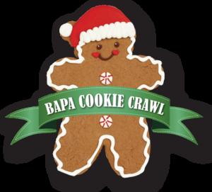 BAPA Cookie Crawl logo