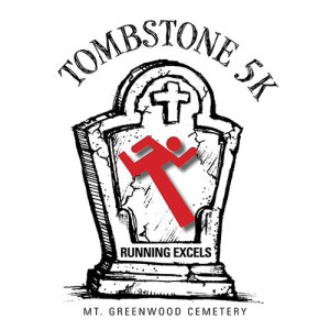 Tombstone 5K logo